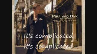 Watch Paul Van Dyk Complicated video