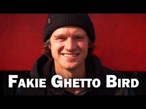 Fakie Ghetto Bird: Sierra Fellers || ShortSided