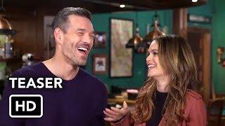 "Take Two (ABC) ""Tomorrow"" Teaser HD - Rachel Bilson, Eddie Cibrian series from ""Castle"" creators"