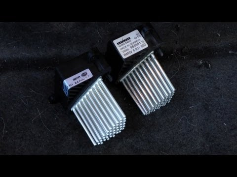 BMW E39 FSU Replacement Instructional