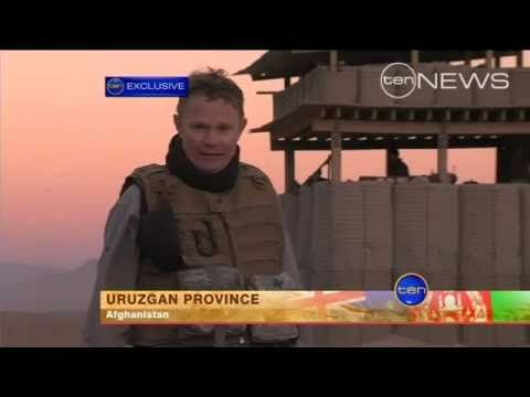 Australian patrol base attacked in Afghanistan