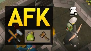 AFK Crafting XP (OSRS UIM: EP3)