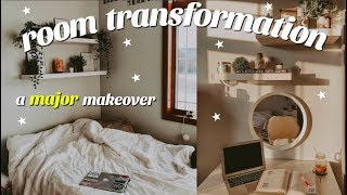 COMPLETE BEDROOM MAKEOVER 2019! ⚡️