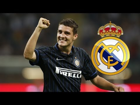 Mateo Kovacic ● Welcome to Real Madrid C.F. 2015 HD 720p