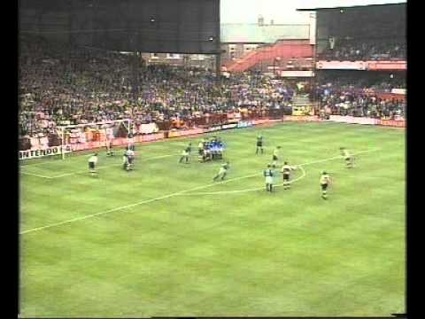 SAFC Chris Waddle v Everton 2-0 3/5/97