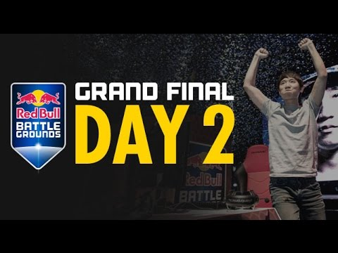 Red Bull Battle Grounds Grand Final Day 2