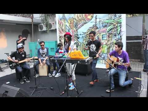 Kacamata - Entah - ( accoustic version )
