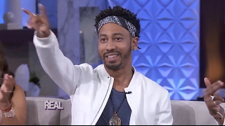 Getting REAL with Brandon T. Jackson