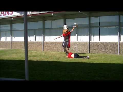 Douglas High School- Gangnam Style Parody