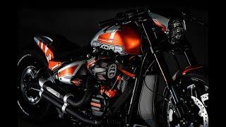 ⭐️ Harley Davidson Softail FXDR 114 Custom bike by Thunderbike  - CustomBike Review
