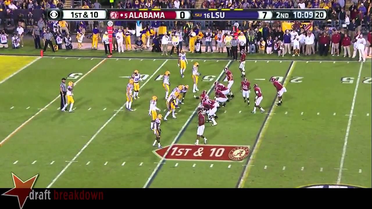 Jalen Collins vs Alabama (2014)