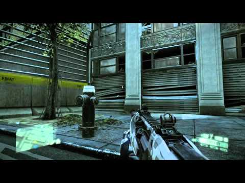 Crysis 2 Supersoldier Walkthrough - Part 4