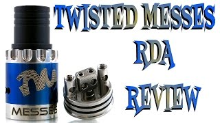 Twisted Messes RDA Review