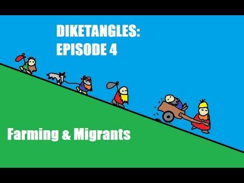 Dwarf Fortress: Diketangles - Episode 4 - Farming & Migrant Wave