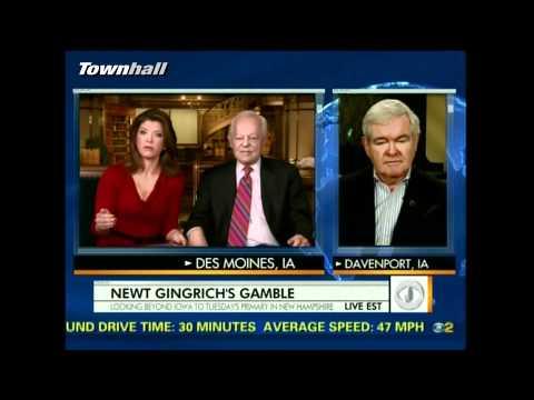 Sinking Gingrich calls Romney a 'liar' but says Mitt is still ...