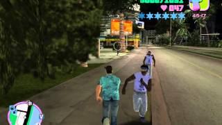 GTA Vice City - Добыть оружие в бою