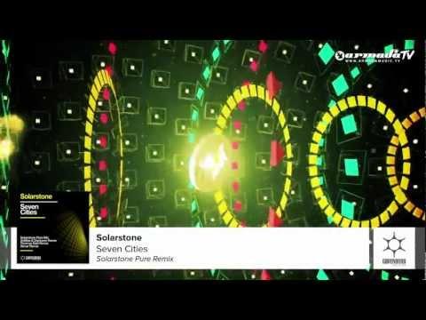 Solarstone - Seven Cities (Solarstone Pure Mix)