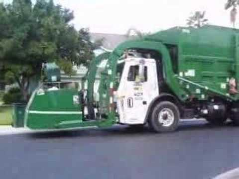 Garbage Trucks Part I Video