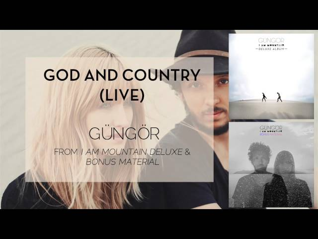 Gungor - God and Country (Live) [Audio Only]
