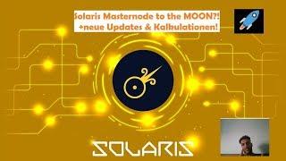 Solaris Masternode - neue Updates & Resultate - Preis geht durch die Decke! Melchionda Network