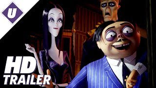 The Addams Family (2019) - Official Trailer | Oscar Isaac, Charlize Theron, Allison Janney