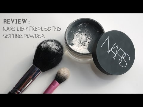 The Best Finishing Powder Ever: NARS Light Reflecting Powder Review