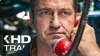 HUNTER KILLER Trailer German Deutsch (2018)