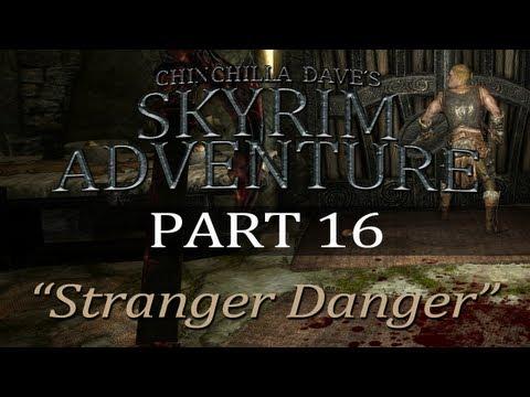 Chinchilla Dave's Skyrim Adventure! -
