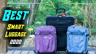 Top 5 Best New Smart Luggage 2020