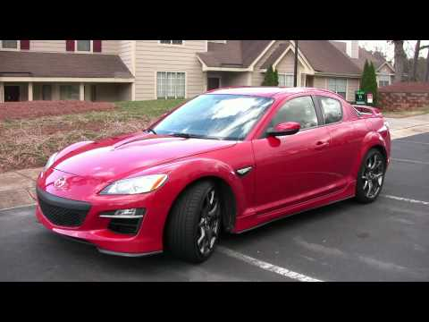 2009 Mazda RX-8 Walk Around in HD. Music Videos