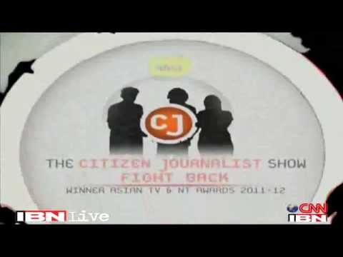The Citizen Journalist Show this week - Greater Faridabad