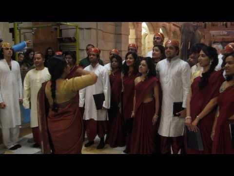 KM Hindustani Ensemble (from A.R. Rahmans Music Conservatory...