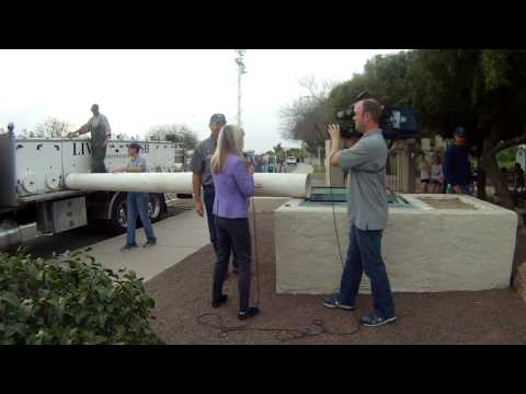 Arizona Fishing Urban Lake Channel Catfish Stocking 2013