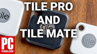 Tile Pro and Tile Mate Hands On