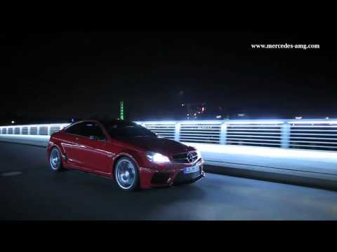 De Nieuwe Mercedes Benz C 63 AMG Coupe tv-commercial