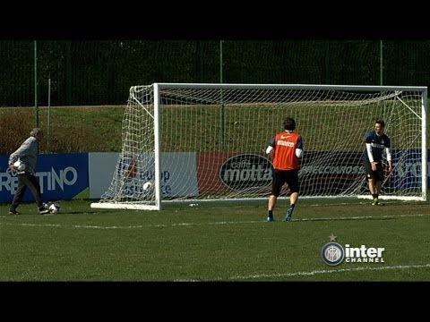 ALLENAMENTO INTER REAL AUDIO 05 03 2014