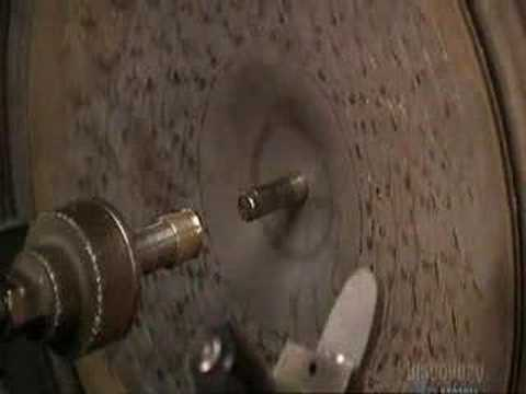 How it's made cymbals