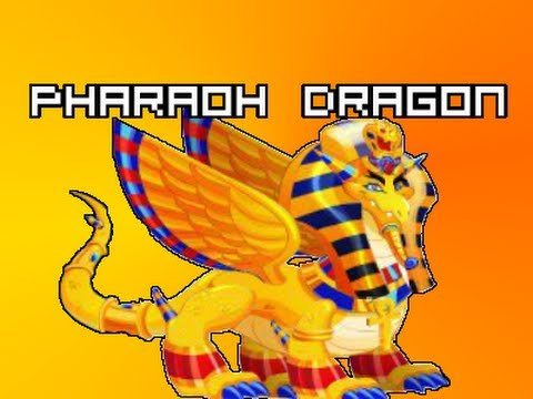 Dragon City - Pharaoh Dragon!