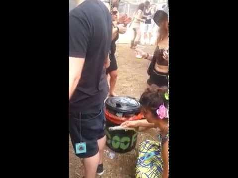 Opiuo vs Parastu - The Blessing - DOOF Festival 2013 (Doof 10)