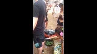 Opiuo vs Parastu - The Blessing - DOOF Festival 2013 (Doof 10)