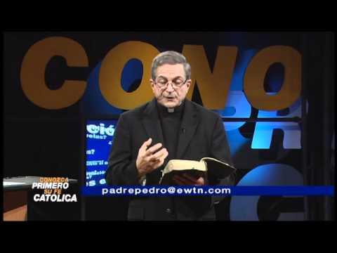 Miniatura del vídeo Conozca Primero - P. Pedro Núñez - 17 de agosto 2011
