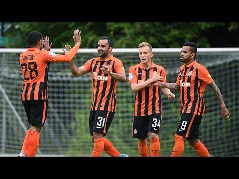 Shakhtar 3-2 Odense. Highlights (3/07/2017)
