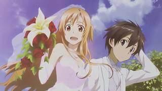 Sword Art Online - Ending de Película Japonés AMV HD Sub Español ♥ Kirito and Asuna ♥