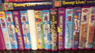 My Complete Barney VHS Collection (Fullly Video)