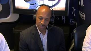 Willie Randolph joins the YES booth