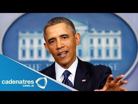 Barack Obama sufre de espionaje  / Cell Barack Obama has been spied