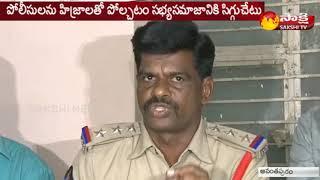 Police Officials Warns JC || జేసీ దివాకర్రెడ్డికి పోలీసుల తీవ్ర హెచ్చరిక