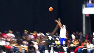 Hitmanholla Highlight At  The Celebrity Basketball Game | With The Migos |