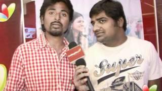 Marina - Bharathiraja & Celebs @ IG 'Marina' Premiere