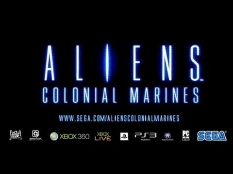 Aliens: Colonial Marines - Walkthrough Trailer